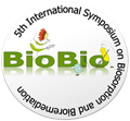 5th International Symposium on Biosorption and Bioremediation